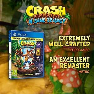 Crash Bandicoot N.Sane Trilogy...