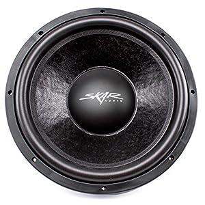 Skar Audio DDX-15 D2 Dual 2 1,500W Max Power Car Subwoofer
