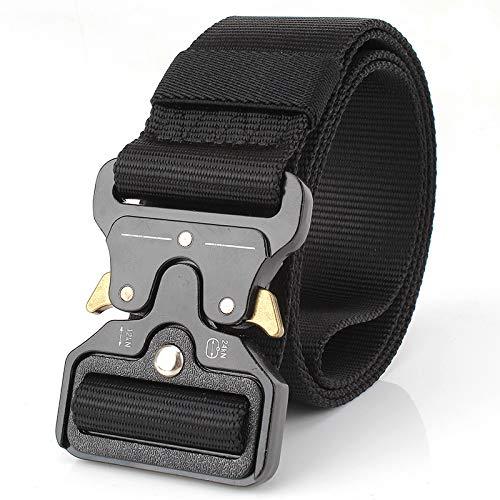 YuKing Mens Tactical Belt, W/1.5