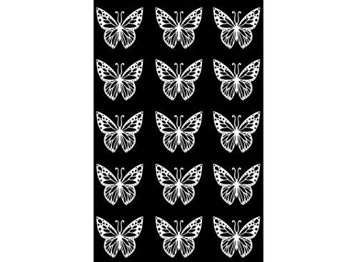 (Butterflies 15 pcs 1