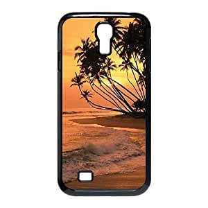 Beautiful Maldives DIY Cover Case with Hard Shell Protection for SamSung Galaxy S4 I9500 Case lxa#469835