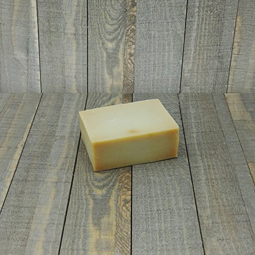 - Olive Oil Bar Soap - Natural Mediterranean, 100% Artisan Crafted Pure Quality (Single Bar)