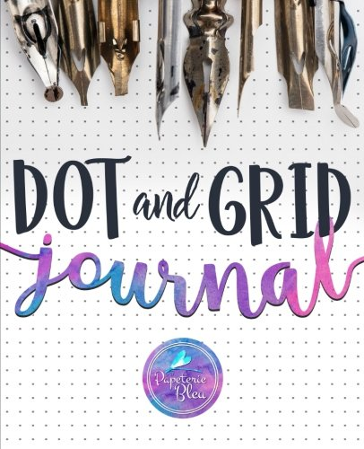 Journaling Pad (Dot and Grid Journal: Create Your Own Personalized To Do Lists, Daily Planner, Diary, Notebook, and Sketch Pad (Lettering & Journaling Series))