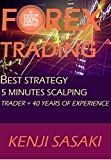 FOREX TRADING BEST STRATEGY 5 MINUTES SCALPING: Full Time Trader with More than 40 Years of Experience, Intraday Trading System