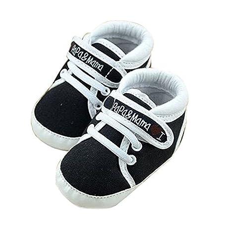f97d044b787 zapatos de bebe - SODIAL(R) zapatos ocasionales infantiles de suela suave  de calzado