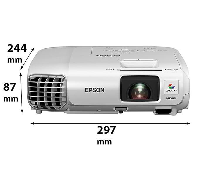 EPSON VIDEOPROIETTORE EB-X27 XGA 1024X768. 4:3. 2700AL. INGRESSO ...