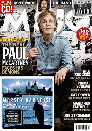 Mojo Magazine : October 2018 : Sir Paul