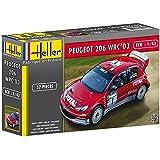 Heller - 80113 - Maqueta para construir - Peugeot 206 Wrc '03 - 1/43
