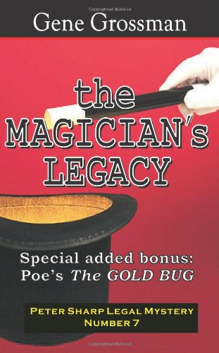 The Magician's Legacy: Peter Sharp Legal Mystery #7 ebook