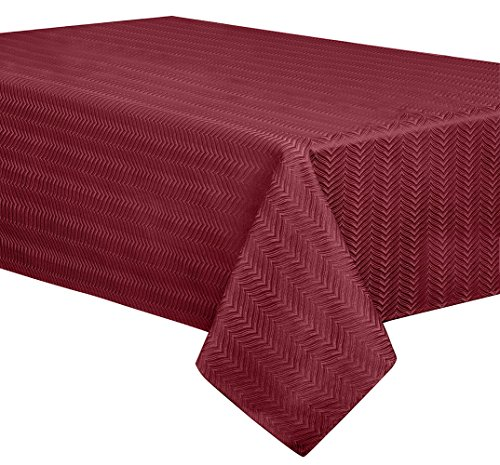 Creative Dining Group Infinity Heavy Weight Tablecloth, 60 b