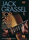 Jack Grassel - 20 Top Jazz Guitar Lessons (Instructional/Guitar/DVD)