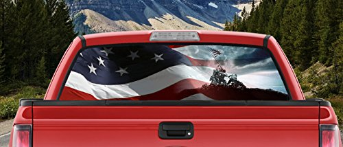 Compare Price To Camo Truck Decals For Back Window TragerLawbiz - Truck decals for back window