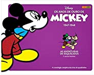 Os Anos De Ouro De Mickey: As Aventuras De Esquálidus - Vol. 3