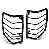 04 f150 fx4 fog lights - DNA Motoring TLG-003-BK Tail Light Cage Cover