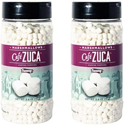 Twang Café Zuca Mini Marshmallows - 2 pack