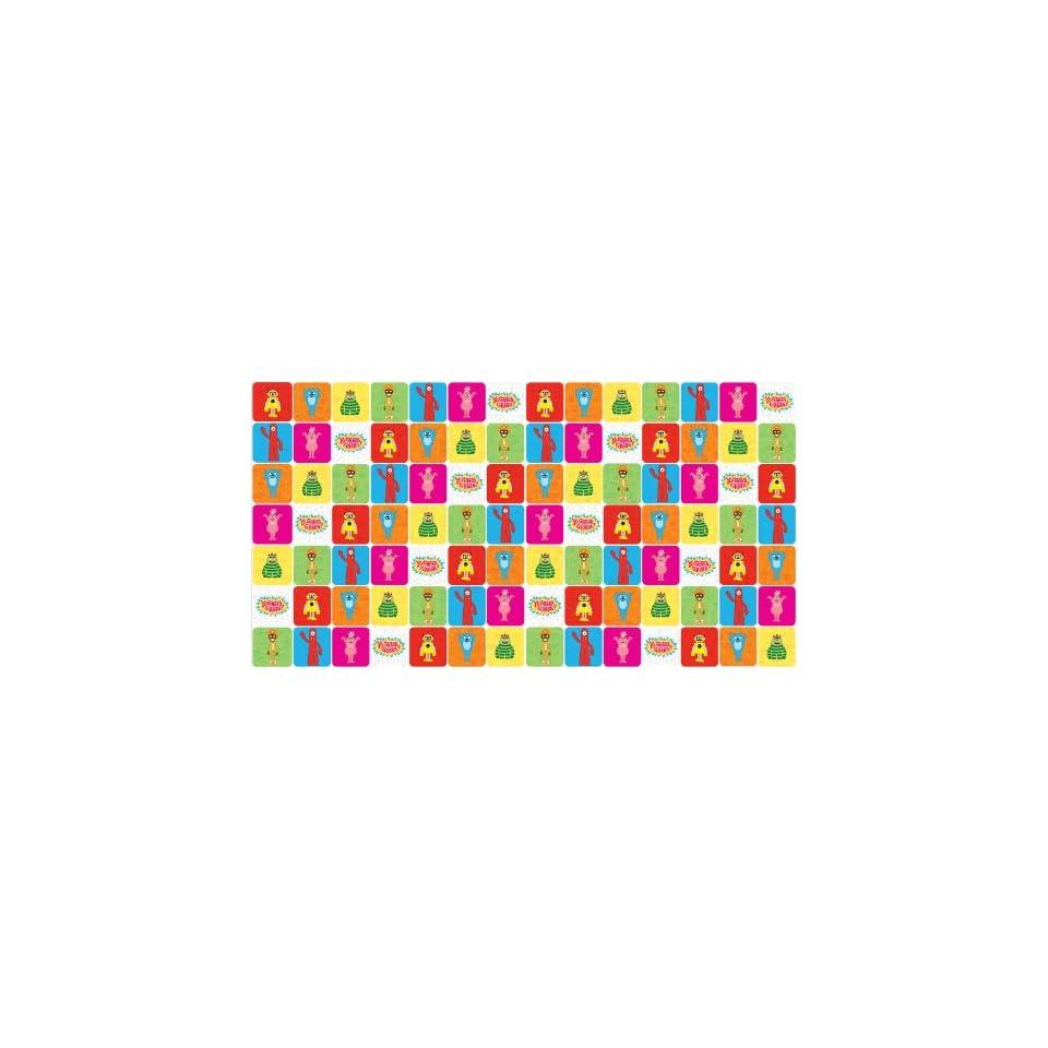Yo Gabba Gabba Gift Wrap Kit Toys & Games