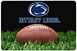 GameWear NCAA Penn State Nittany Lions Classic Football Pet Bowl Mat, Large