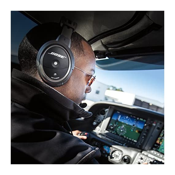 Bose A20 Aviation Headset Plug Cable 7 30% greater active noise reduction than conventional aviation headsets. Connectivity Technology: Wired 30% less clamping force than conventional aviation headsets Clear audio with active equalization