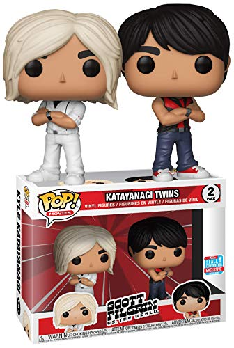 Pop Katayanagi Twins 2018 NYCC Fall Convention Exclusive Limited Edition