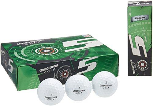 Bridgestone Golf 2015 e5 Golf Balls , Pack of 12