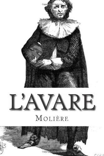 L'Avare  [Moliere] (Tapa Blanda)
