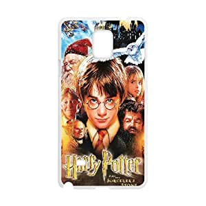 Harry-Potter Samsung Galaxy Note 4 Cell Phone Case White Vvjun