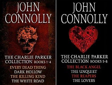 Publication Order of Charlie Parker Short Stories/Novellas