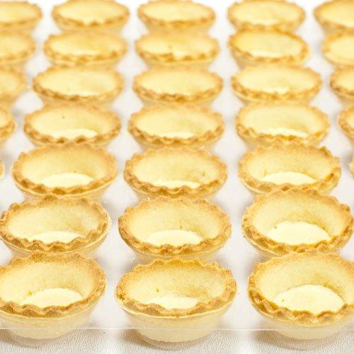 Round Tart Shells - 1.75 Inch, Sweet - 1 box - 310 count