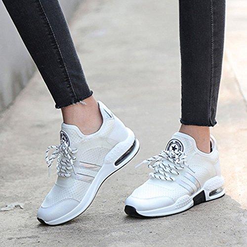 Choisir Chaussures Bottom de Printemps CN37 04 Loisirs Mesh De Respirant Été À EU37 5 Couleur Chaussures NAN Et 5 UK4 Course Couleurs Femmes Chaussures Quatre Épais Série taille 7OqnxEfUwY