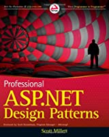Professional ASP.NET Design Patterns Front Cover
