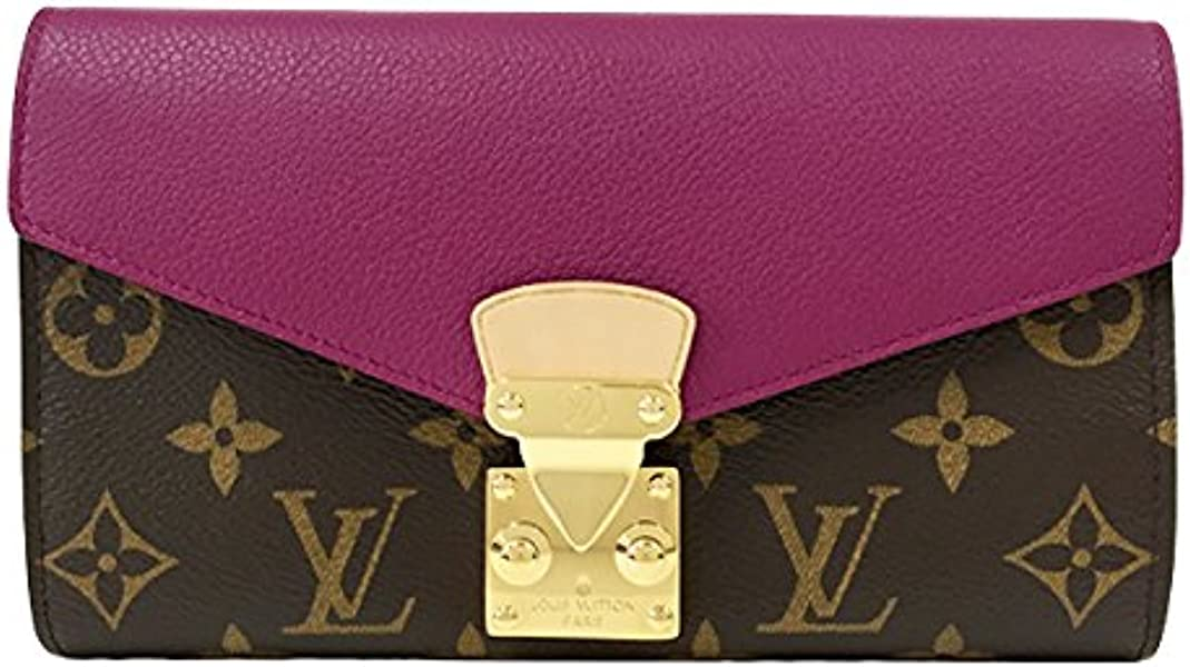 online retailer 406be b6401 Amazon | LOUIS VUITTON ルイヴィトン 長財布 ポルトフォイユ ...