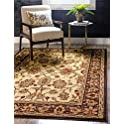 Unique Loom Voyage Collection Traditional Oriental Area Rug