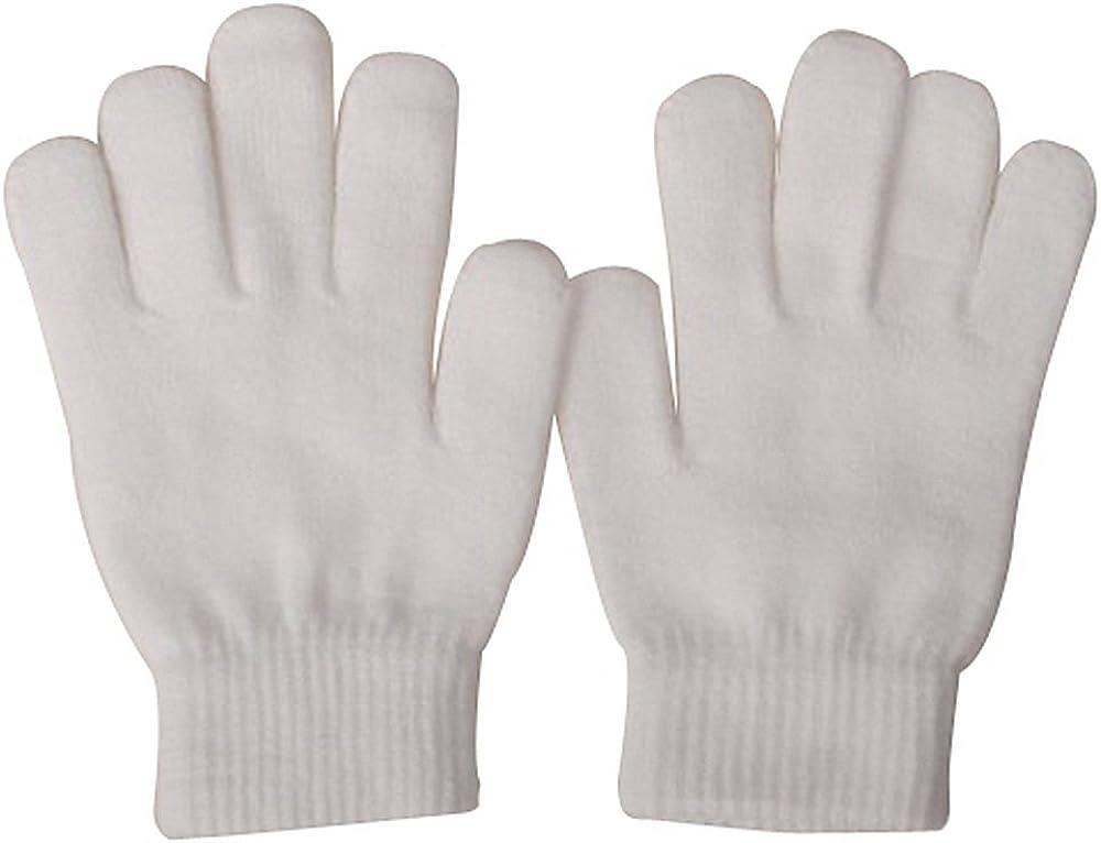 Magic Gloves-White Medium