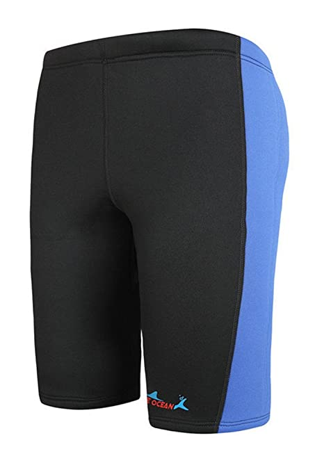 a2e5b28080 Amazon.com   Mens Diving Suit 3mm Neoprene Short   Sports   Outdoors