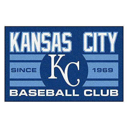 - FANMATS 18470 Kansas City Royals Baseball Club Starter Rug