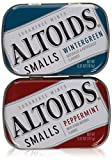 Altoids Smalls Sugar Free Mints Variety Pack, 12 Count,4.44 Ounce