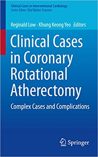 Amazon com: Clinical Cases in Coronary Rotational Atherectomy
