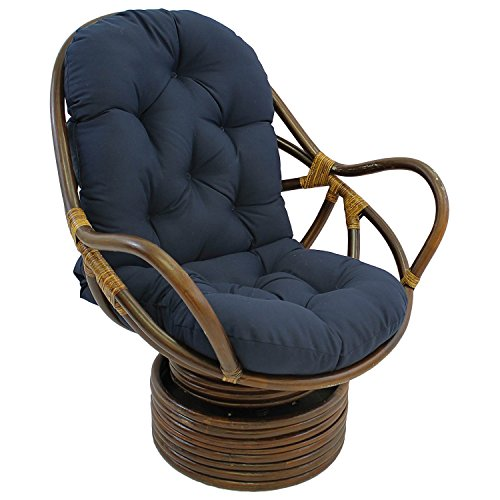 Swivel Rocker Chair Cushion - 7