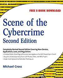 Scene of the Cybercrime, Second Edition