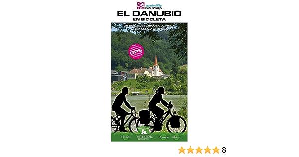 El Danubio en bicicleta: de Donauechingen a Viena: 22 Bici ...