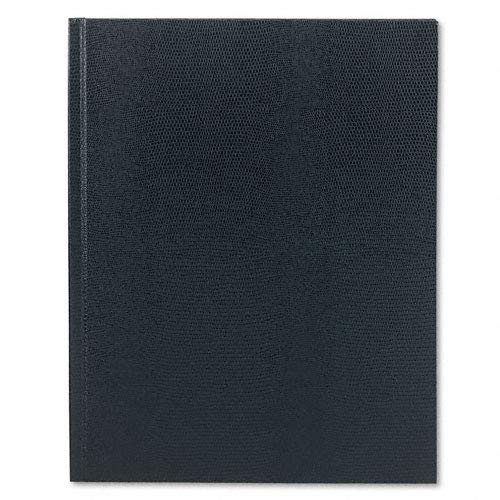 Blueline Large Executive Notebook, College/Margin, 11 x 8.5 inches, Blue Cover, 150 Sheets (A1082)]()