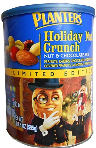 Planters Holiday Nut Crunch, 22.5-ounce