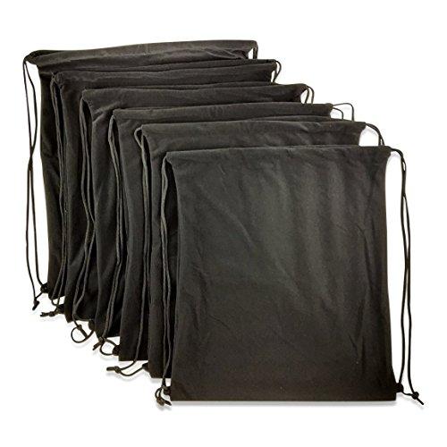 Pardao Velvet Drawstring Gift Bag, 17 x 20