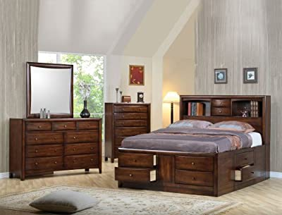 Hillary Storage Bed