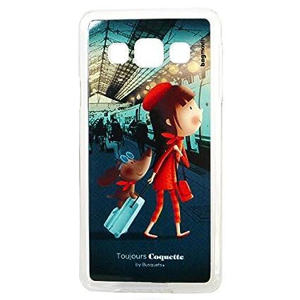 Coquette CQCT004 - Carcasa para Samsung Galaxy A3: Amazon.es ...