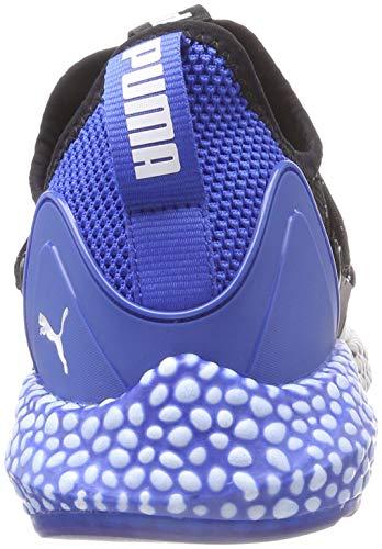 Herren Puma Black Blue 04 Rocket puma Weiß Hybrid Laufschuhe puma Runner strong White twt1x6rqn
