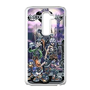 LG G2 phone Case Kingdom Hearts Protective Cell Phone Cases Cover DFG136306