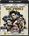 Sicario [4k Ultra Hd + Blu-ray + Digital Hd] (2pc) [Blu-Ray ULTRA HD]
