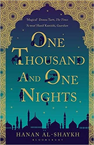 Image result for One Thousand and One Nights.