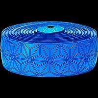 Supacaz Super Sticky Kush Bar Tape Neon Blue by Supacaz